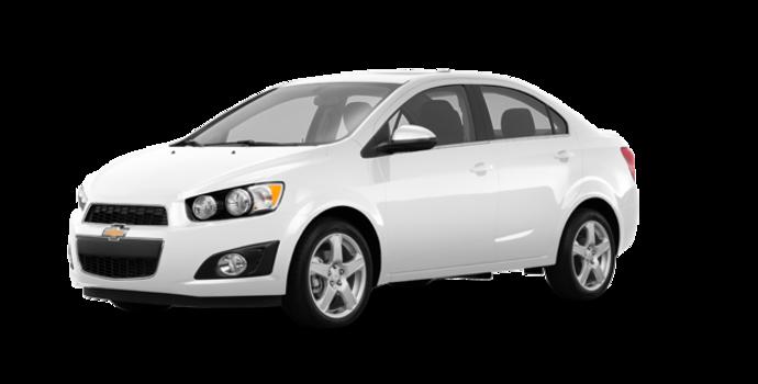 2016 Chevrolet Sonic LT | Photo 6 | Summit White