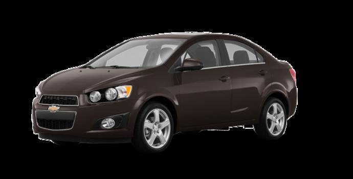 2016 Chevrolet Sonic LT | Photo 6 | Mocha Bronze Metallic