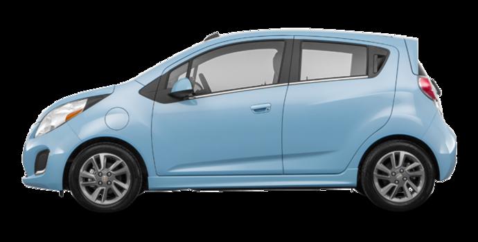 2016 Chevrolet Spark Ev 2LT | Photo 4 | Electric Blue Metallic