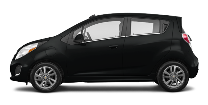 2016 Chevrolet Spark Ev 2LT | Photo 4 | Black Granite Metallic