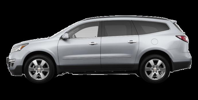 2016 Chevrolet Traverse LTZ | Photo 4 | Silver Ice Metallic