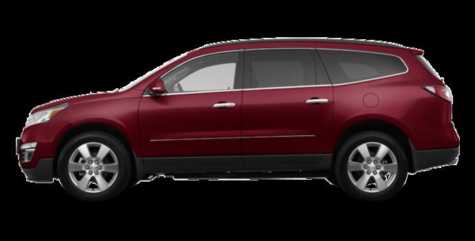 2016 Chevrolet Traverse LTZ | Photo 4 | Siren Red