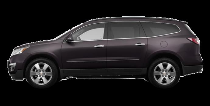 2016 Chevrolet Traverse LTZ | Photo 4 | Tungsten Metallic