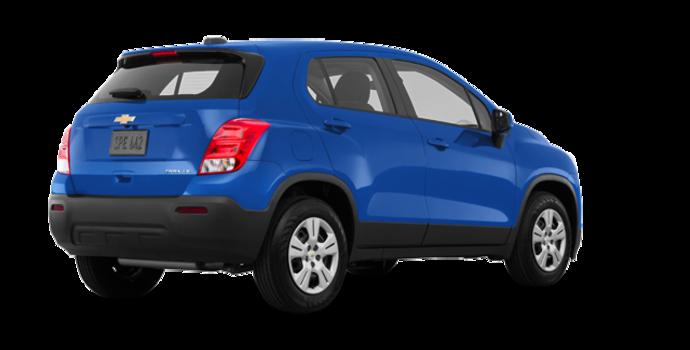 2016 Chevrolet Trax LS | Photo 5 | Blue Topaz Metallic