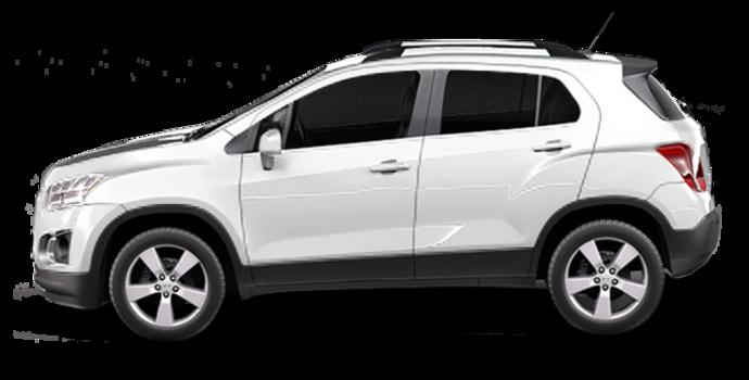 2016 Chevrolet Trax LTZ   Photo 4   Summit White