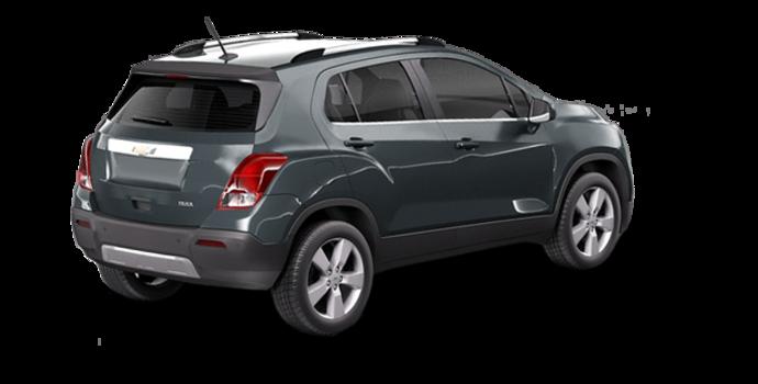 2016 Chevrolet Trax LTZ   Photo 5   Cyber Grey Metallic