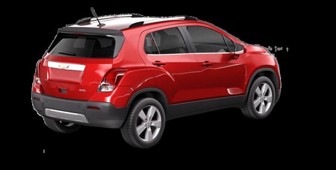 2016 Chevrolet Trax LTZ   Photo 5   Red Hot