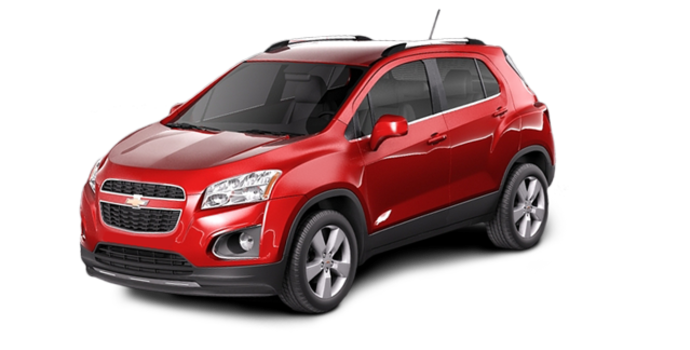 2016 Chevrolet Trax LTZ   Photo 6   Red Hot