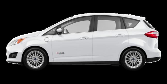 2016 Ford C-MAX ENERGI | Photo 4 | White Platinum