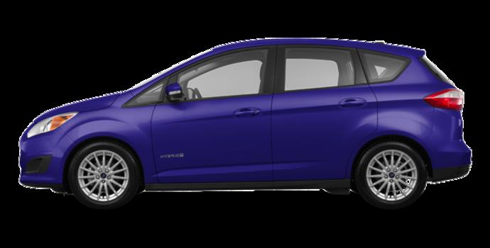 2016 Ford C-MAX SE HYBRID | Photo 4 | Kona Blue
