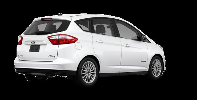 2016 Ford C-MAX SEL HYBRID | Photo 5 | White Platinum