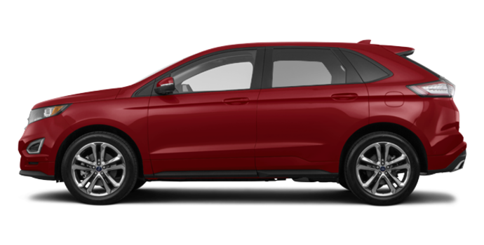 2016 Ford Edge SPORT | Photo 4 | Ruby Red
