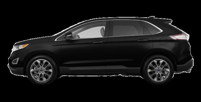 2016 Ford Edge TITANIUM | Photo 4 | Shadow Black