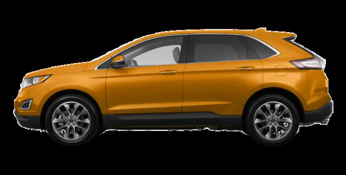 2016 Ford Edge TITANIUM | Photo 4 | Electric Spice