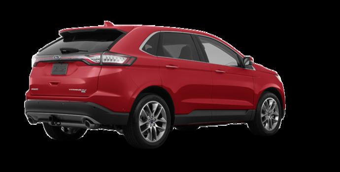 2016 Ford Edge TITANIUM | Photo 5 | Ruby Red