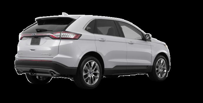 2016 Ford Edge TITANIUM | Photo 5 | Ingot Silver