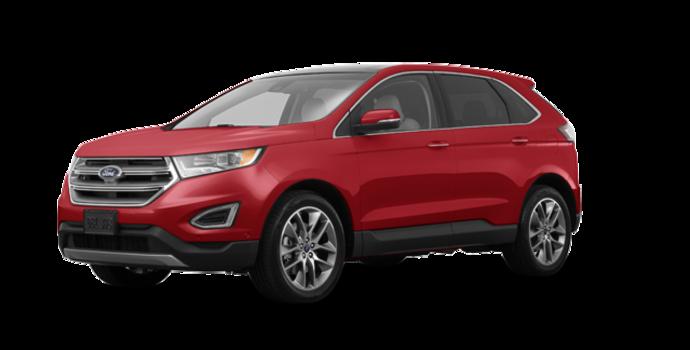 2016 Ford Edge TITANIUM | Photo 6 | Ruby Red