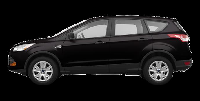 2016 Ford Escape S | Photo 4 | Shadow Black