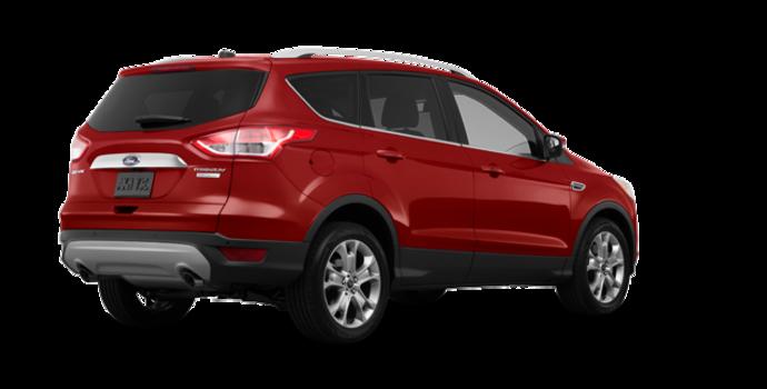 2016 Ford Escape TITANIUM | Photo 5 | Ruby Red