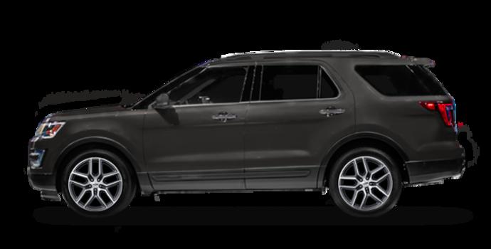 2016 Ford Explorer SPORT | Photo 4 | Magnetic