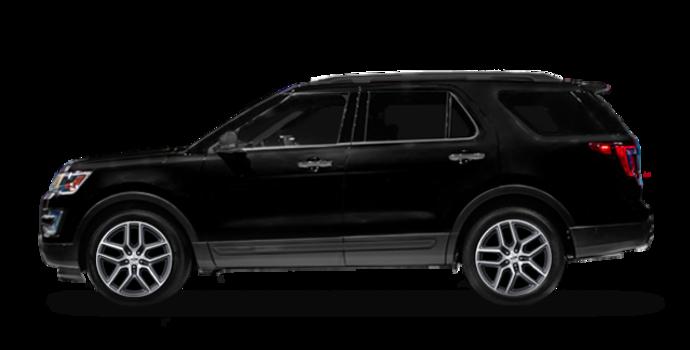 2016 Ford Explorer SPORT | Photo 4 | Shadow Black