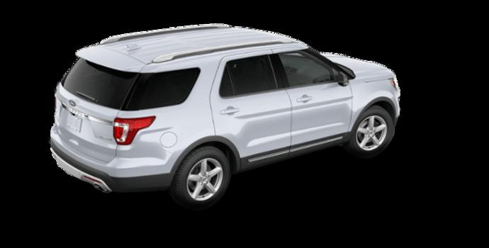 2016 Ford Explorer XLT   Photo 5   White Platinum