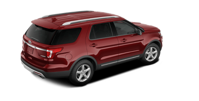 2016 Ford Explorer XLT | Photo 5 | Ruby Red