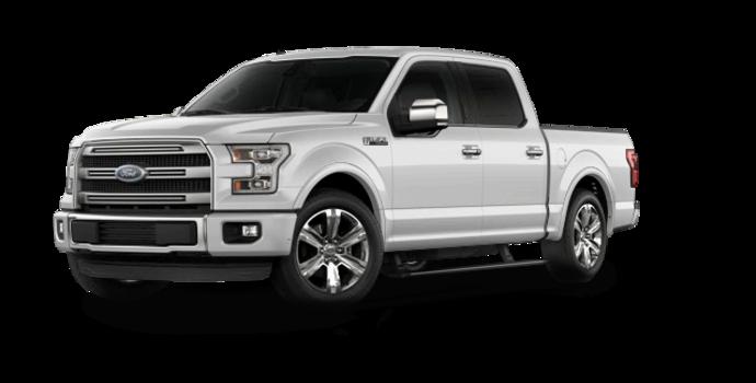 2016 Ford F-150 PLATINUM | Photo 6 | White Platinum
