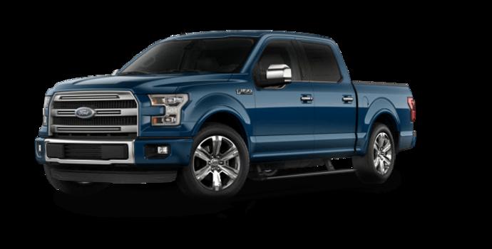 2016 Ford F-150 PLATINUM | Photo 6 | Blue Jeans