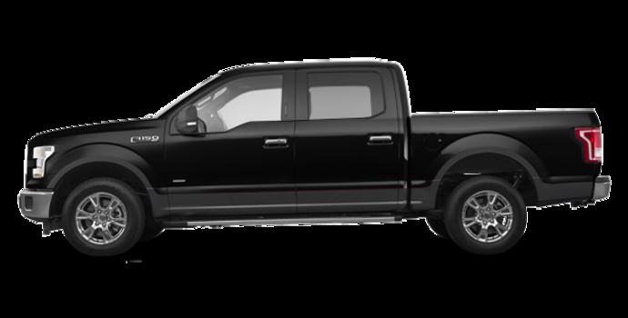 2016 Ford F-150 XLT | Photo 4 | Shadow Black/Magnetic