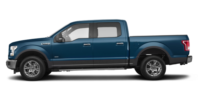 2016 Ford F-150 XLT | Photo 4 | Blue Jeans/Magnetic