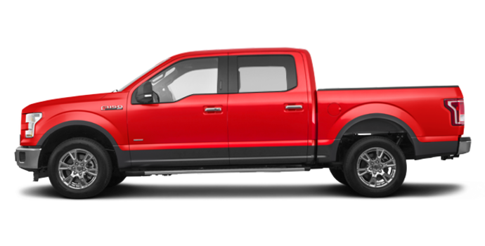 2016 Ford F-150 XLT | Photo 4 | Race Red/Magnetic