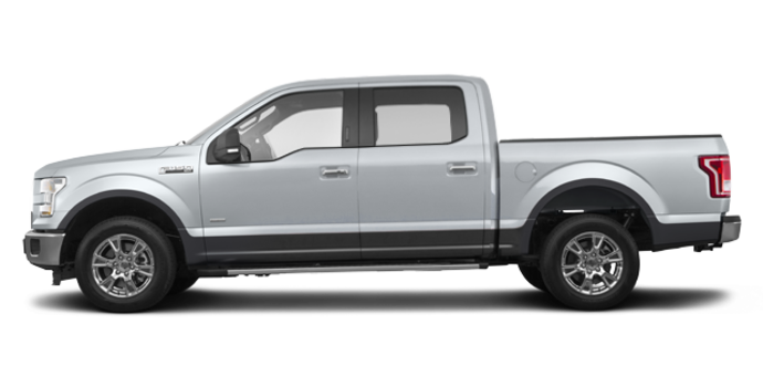 2016 Ford F-150 XLT | Photo 4 | Ingot Silver/Magnetic