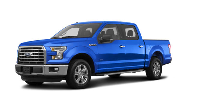2016 Ford F-150 XLT | Photo 6 | Blue Flame