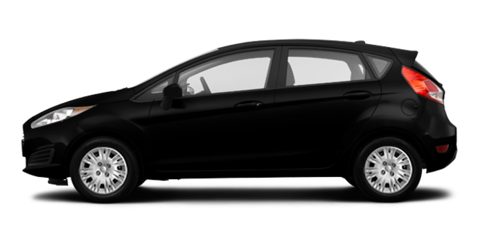 2016 Ford Fiesta S HATCHBACK | Photo 4 | Shadow Black