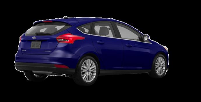2016 Ford Focus Hatchback TITANIUM | Photo 5 | Kona Blue Metallic