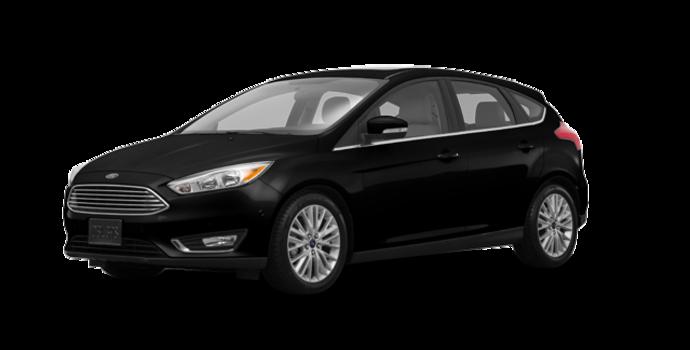 2016 Ford Focus Hatchback TITANIUM | Photo 6 | Shadow Black