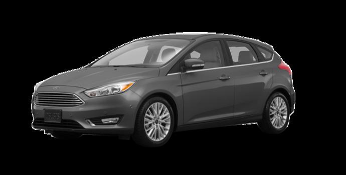 2016 Ford Focus Hatchback TITANIUM | Photo 6 | Magnetic Metallic
