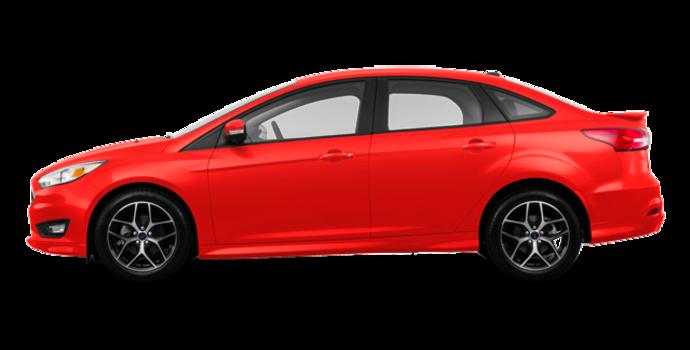 2016 Ford Focus Sedan SE | Photo 4 | Race Red