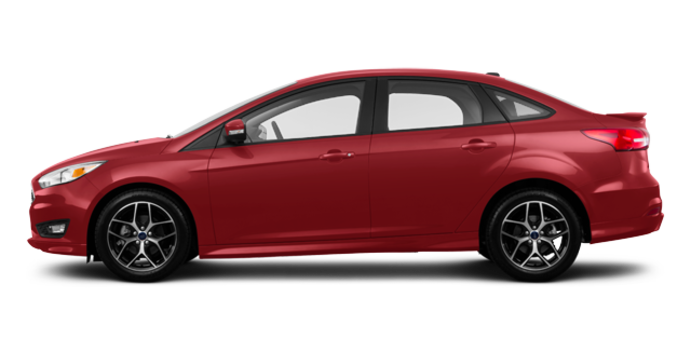 2016 Ford Focus Sedan SE | Photo 4 | Ruby Red