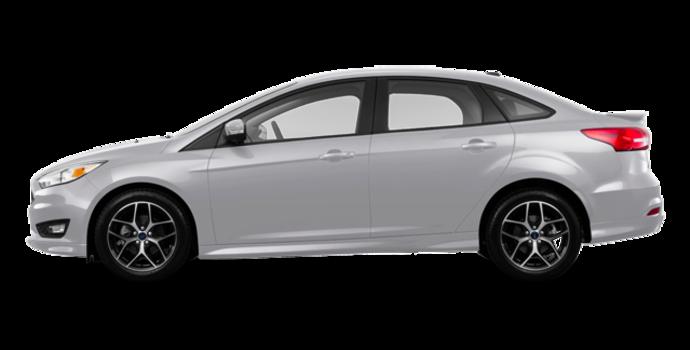 2016 Ford Focus Sedan SE | Photo 4 | Ingot Silver