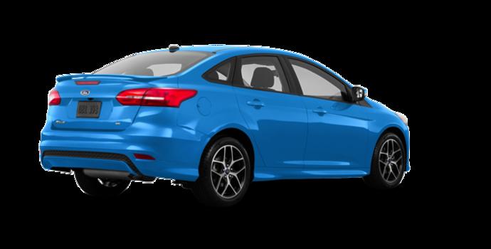 2016 Ford Focus Sedan SE | Photo 5 | Blue Candy