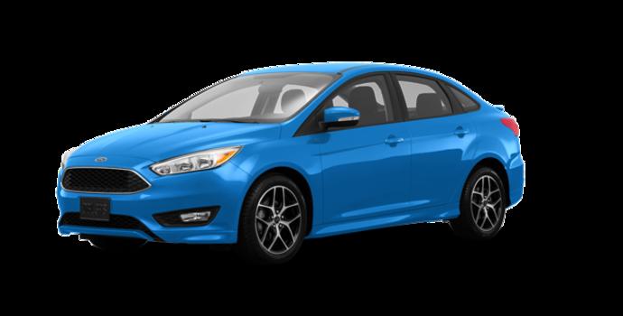 2016 Ford Focus Sedan SE | Photo 6 | Blue Candy