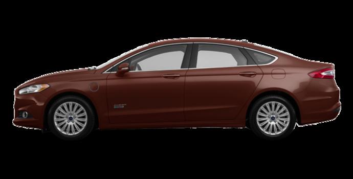 2016 Ford Fusion Energi SE | Photo 4 | Bronze Fire