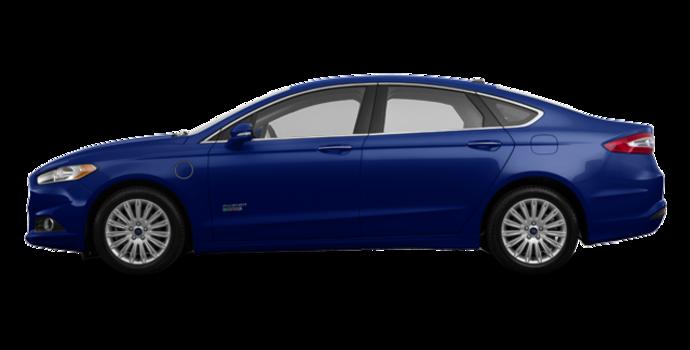 2016 Ford Fusion Energi SE | Photo 4 | Deep Impact Blue