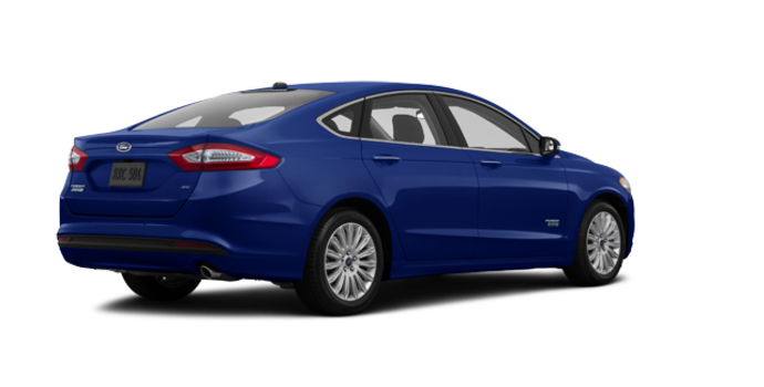2016 Ford Fusion Energi SE | Photo 5 | Deep Impact Blue