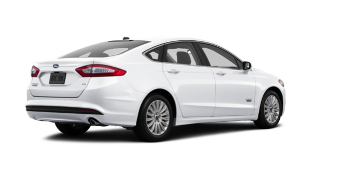 2016 Ford Fusion Energi SE | Photo 5 | White Platinum