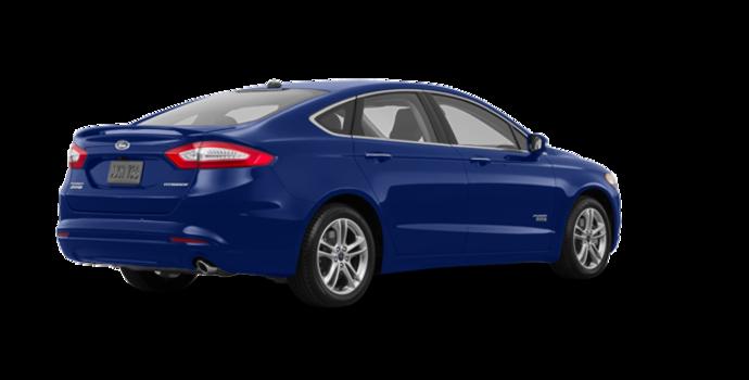2016 Ford Fusion Energi TITANIUM | Photo 5 | Deep Impact Blue