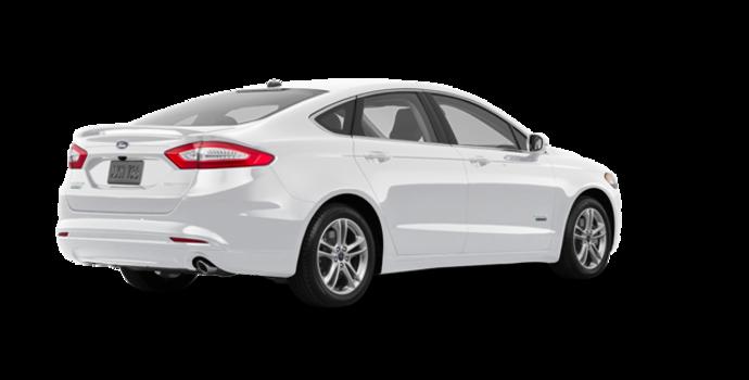 2016 Ford Fusion Energi TITANIUM | Photo 5 | White Platinum