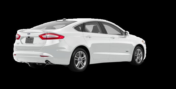 2016 Ford Fusion Energi TITANIUM | Photo 5 | Oxford White